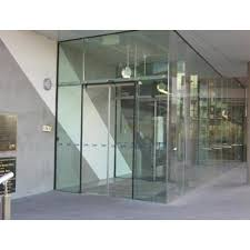 patch fitting glass partition