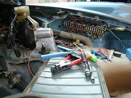 porsche 911 sc wiring repair project ferdinand fusebox refitted