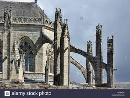 flying buttress stock photos  flying buttress stock images  alamy