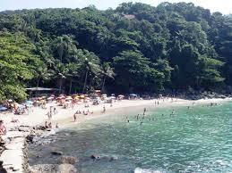 Resultado de imagem para praias guarujá sp