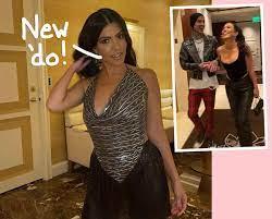 OMG! Kourtney Kardashian Let BF Travis ...