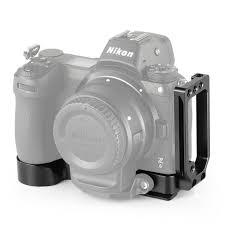 L Bracket Peak Design Us 59 88 52 Off Smallrig Dslr Camera Z6 L Plate Quick Release L Bracket For Nikon Z6 And For Nikon Z7 Camera With Arca Stlye Plate 2258 In Tripod