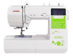 Компьютерная <b>швейная машина Janome 4100L</b>