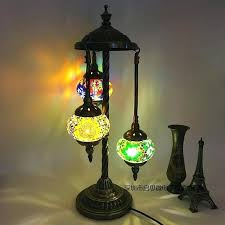 Turkish style lighting Lanterns Mosaic Floor Lamp Lampshades Turkey Style Art Handcrafted Glass Romantic Rative Indoor Ebay Aliexpress Mosaic Floor Lamp Blits