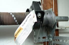 diy replace or fix e z set garage door torsion springs