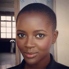 dark skin women of colour africans you musings of a makeup artist before after a glowy