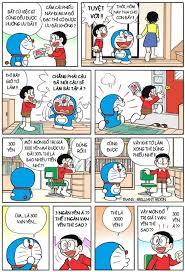 Truyện ngắn Doraemon mới nhất [Chapter 9: Phiếu ưu đãi vạn năng] Next  [Chapter 10: Dao cắt siêu không gian]