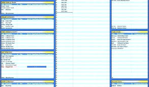 Trading Spreadsheet Template Stock Trading Journal Template