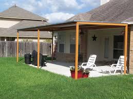 decoration in metal patio covers metal patio cover pendant light design patio decor ideas