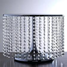 soft silver crystal chandelier tall pendants metal cake stand silver crystal chandelier