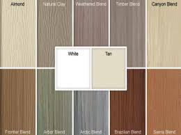 vinyl fence colors. Vinyl Fencing, Another Popular Product Is Available In Several Different Color Options. While Most Fences Are Either White Or Tan, We Do Offer Other Fence Colors O