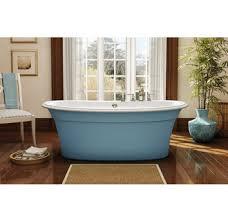 Maax Ella Sleek Freestanding Bathtub
