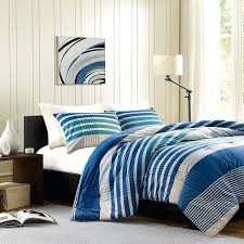 twin xl duvet faded stripes blue twin duvet cover