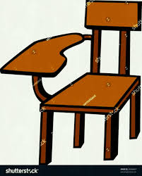 classroom chairs clipart. Exellent Clipart School Desk And Livingroom Chair Clipart Class Chair Vector Free Download Throughout Classroom Chairs Clipart