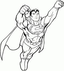 Small Picture The Awesome Free Superman Coloring Pages regarding Really