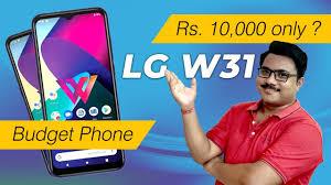 LG W31 Leaks Specification