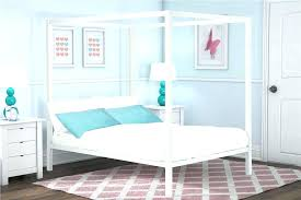 Queen Size Canopy White Canopy Bed White Canopy Beds Queen Size ...