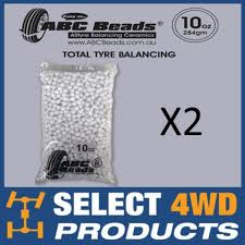 Balancing Beads Chart Details About Abc Wheel Tyre Balancing Beads 2 X 10oz Bags Car Truck 4wd Balance Weights