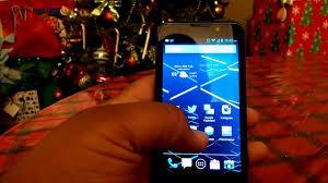 ZTE Boost Warp 4G N9510 Full phone ...