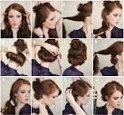 Укладки волос длинных пошагово