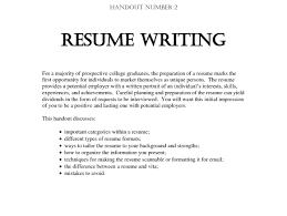 Resume Examples Housekeeping Resume Template