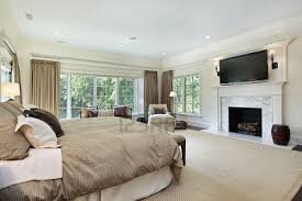master bedroom ideas with fireplace. Modren Fireplace Luxury Master Bedrooms With Fireplaces And Bedroom Decorating Ideas On Tv  In Bed Anyone Images For With Fireplace H