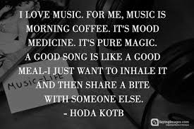 Music Love Quotes Enchanting 48 Powerful Music Quotes To Feed Your Soul SayingImages