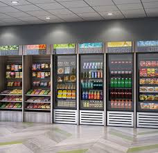 How To Break Open A Vending Machine Extraordinary Open Door Market Washington DC MD VA Monumental Markets