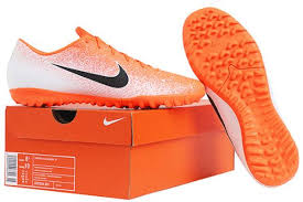 Nike Futsal Shoes Size Chart Details About Nike Men Mecurial Vapor Xii Tf Cleats Futsal Orange Boot Spike Cleats Ah7384 801