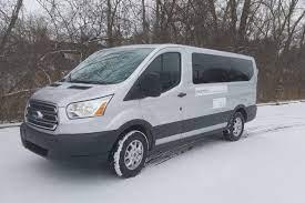 Electric Ford Transit Van Conversion Shown By Inventev At Detroit Auto Show Ford Transit Detroit Auto Show Van