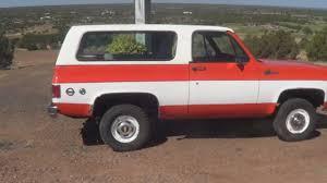 1974 Chevy Blazer $7500 - YouTube