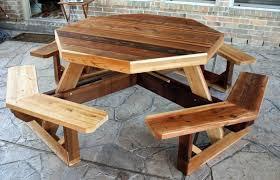 round folding table bunnings