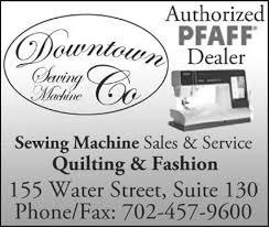Sewing Machine Repair Henderson Nv