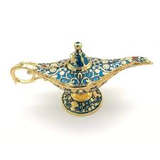 Hippie World Co Aladdin Genie Lamp Incense Burner