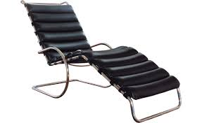 van der rohe furniture. Mr Adjustable Chaise Lounge Van Der Rohe Furniture