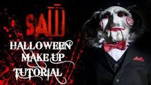 makeup tutorial poraccio saw billy the puppet