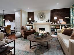 candice olson living room images