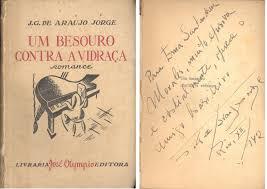 Resultado de imagem para J. G. de Araújo Jorge