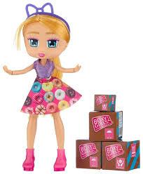 Купить <b>Кукла</b> 1 TOY <b>Boxy Girls</b> Hazel, 20 см, Т16627 по низкой ...