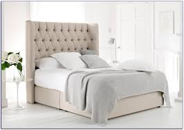 king size tufted headboard tufted headboard and bed frame midl furniture