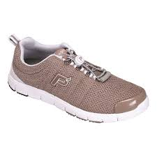 Propet Shoes Size Chart Womens Propet Travelwalker Ii Size 9 B Taupe Mesh