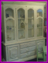 shabby chic furniture vancouver. Shabby Chic Furniture Vancouver Inspiring Painted White Vintage China Cabinet T