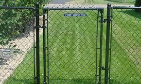 black chain link fence gate. Modren Fence 1  For Black Chain Link Fence Gate Y