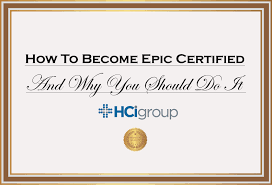 Epic Charting How To Become Epic Certified And Why You Should Do It
