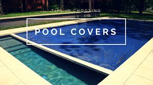 Do I need a cover for my swimming pool?