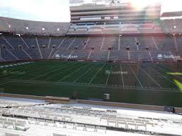 Neyland Stadium 3d Seating Chart Rows Online Charts Collection