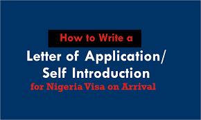 application for nigerian visa on arrival