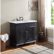 furniture sink vanity. lincoln bath vanity with stone veneer top and porcelain sink furniture e