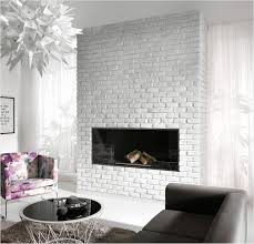 painting a red brick fireplace white ➊➠➌ stegu parma stegu parma pŠytki