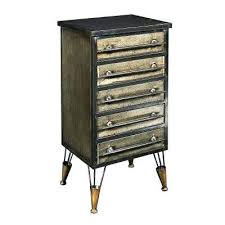 Image Cabinet Metal Office Drawers Industrial Metal Chest Accent Cabinet With Drawers Vintage Metal Filing Drawers Metal Office Olde Good Things Metal Office Drawers Vintage Metal Office Furniture Metal Office